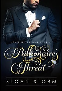 Book Review: Billionaire's Threat by Sloan Storm